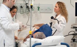 Exame de retossigmoidoscopia